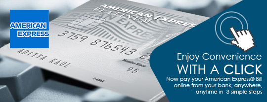 how to pay online with amex 15 digits